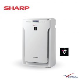 Sharp-Air-Purifier-Pci-&-Shower-Operation-FUA80EW