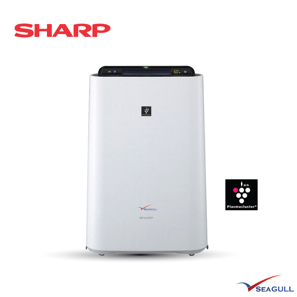 sharp plasmacluster. a maintenance service now sharp plasmacluster