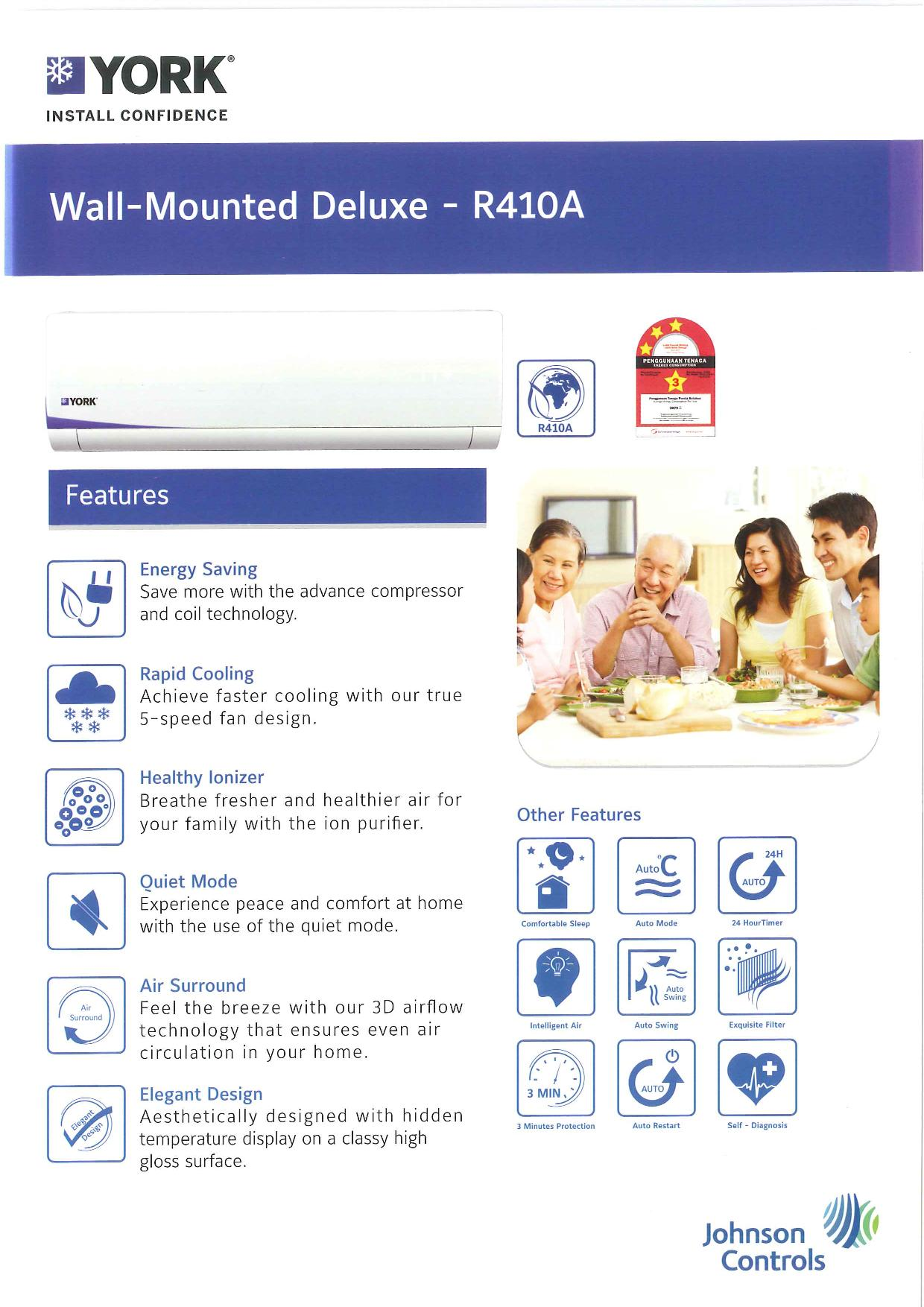Wall Mounted Deluxe R410a-page-001
