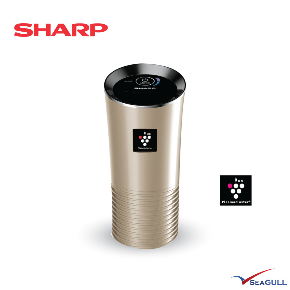 Usb Air Purifier Product ~ Sharp car ion generator plasmacluster iggc ln gold with