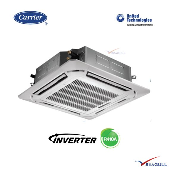Carrier Ceiling Cassette Inverter 3 0hp R410a Seagull My