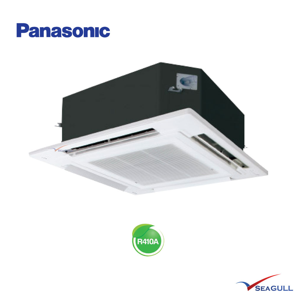 Panasonic 4 Way Ceiling Cassette Non Inverter 3 0hp R410a