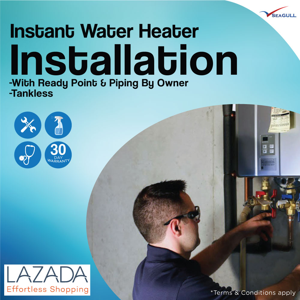 Miraculous Professional Instant Water Heater Installation Service With Ready Wiring Digital Resources Zidurslowmaporg