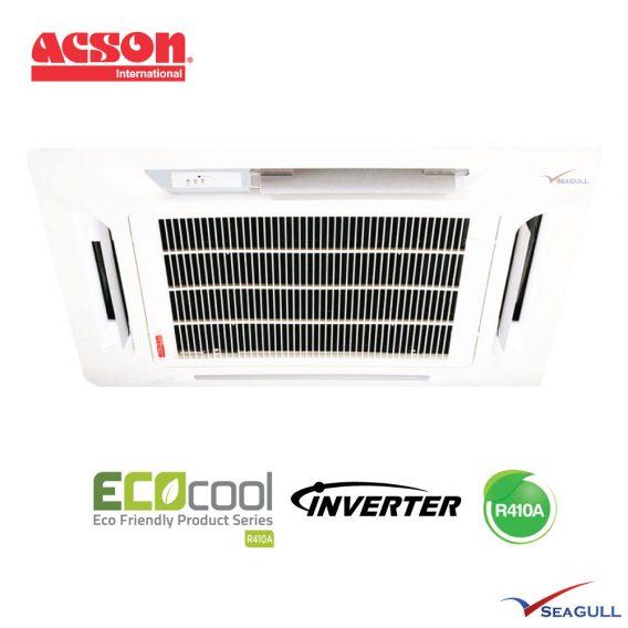 Acson-C-Series-Ceiling-Cassette-Inverter