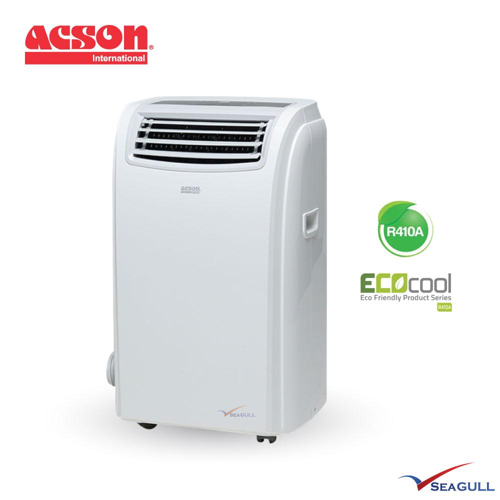 Acson Moveo C Series Portable Air Con Non Inverter 1 0hp