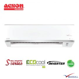 Acson-S-Series-Wall-Mounted-Non-Inverter-1.0Hp-R410A_inverter