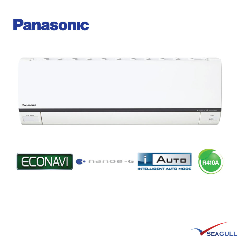 Panasonic Deluxe Non Inverter Wall Mounted 2 0hp Seagull