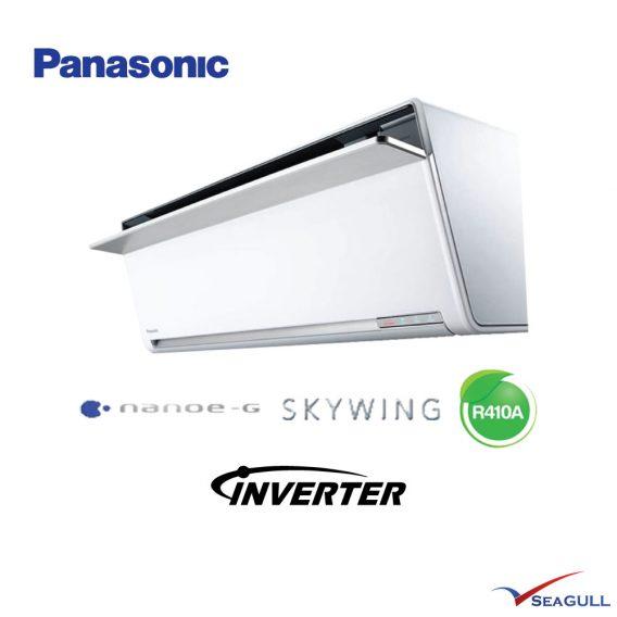 Panasonic Elite Inverter Sky Series Wall Mounted 1 0hp