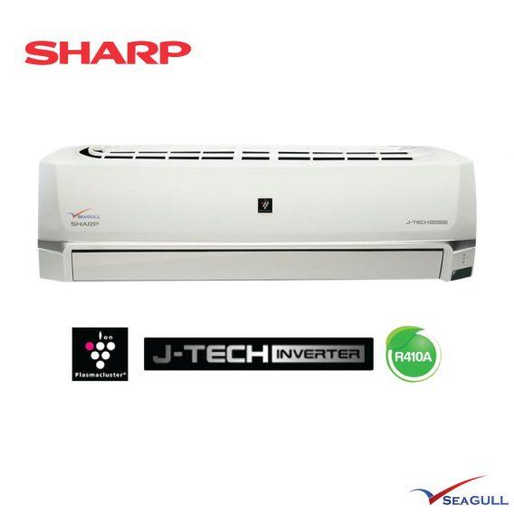 Sharp-Premium-Inverter-Plasmacluster-Wall-Mounted