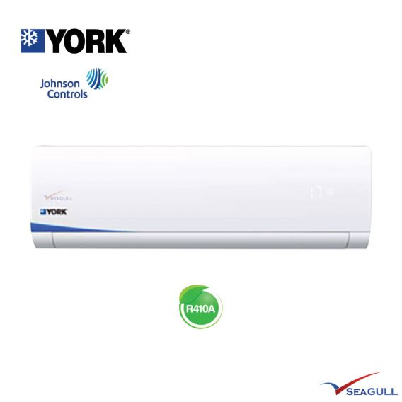 York-Wall-Mounted-Deluxe-Johnson-Control-1.0Hp