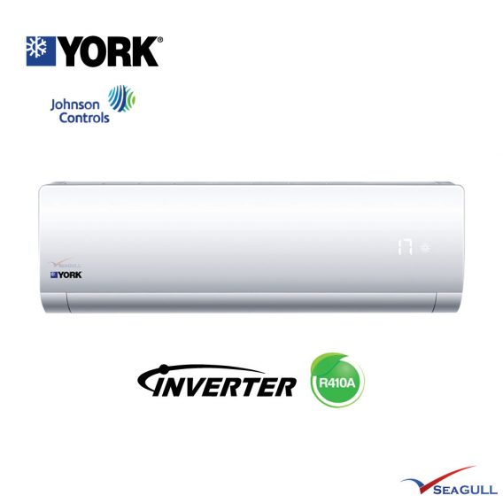 York-Wall-Mounted-Premium-Inverter-Johnson-Control-1.0Hp