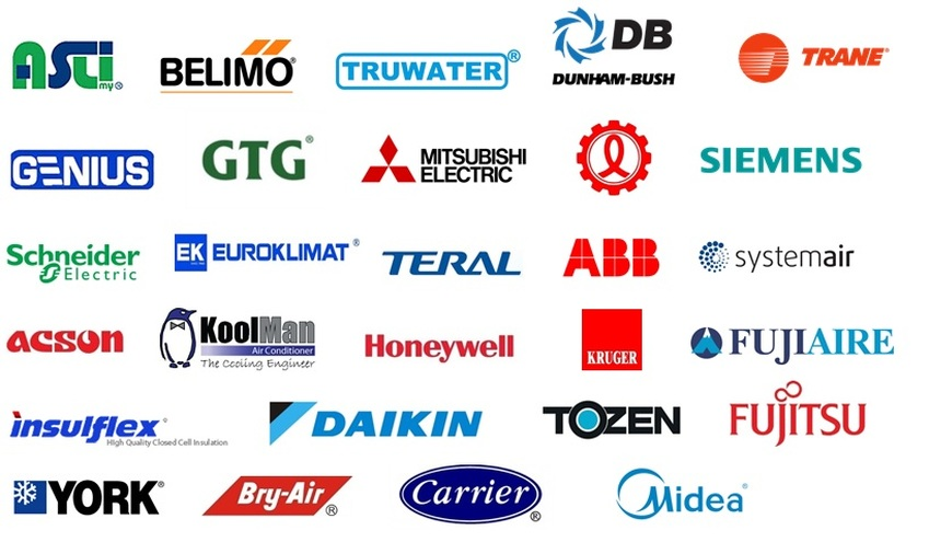 Our Trustworthy Suppliers | All Brands