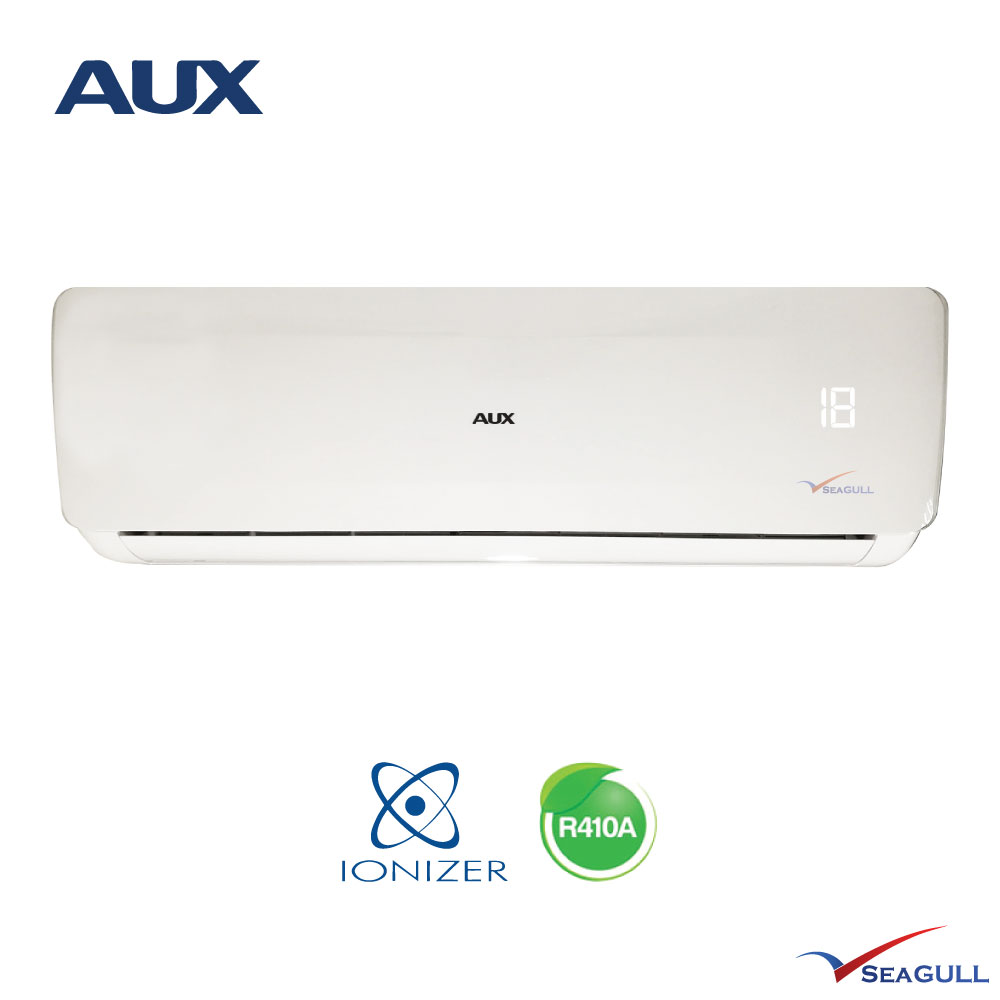 R22 Refrigerant For Sale >> Aux Non Inverter F-Series Wall Mounted 2.5 Hp R410A ...