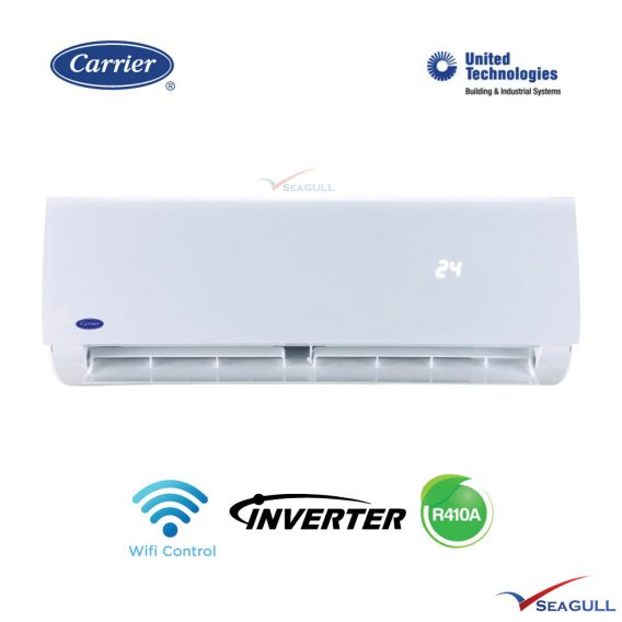 Carrier_Single-split-inverter_front
