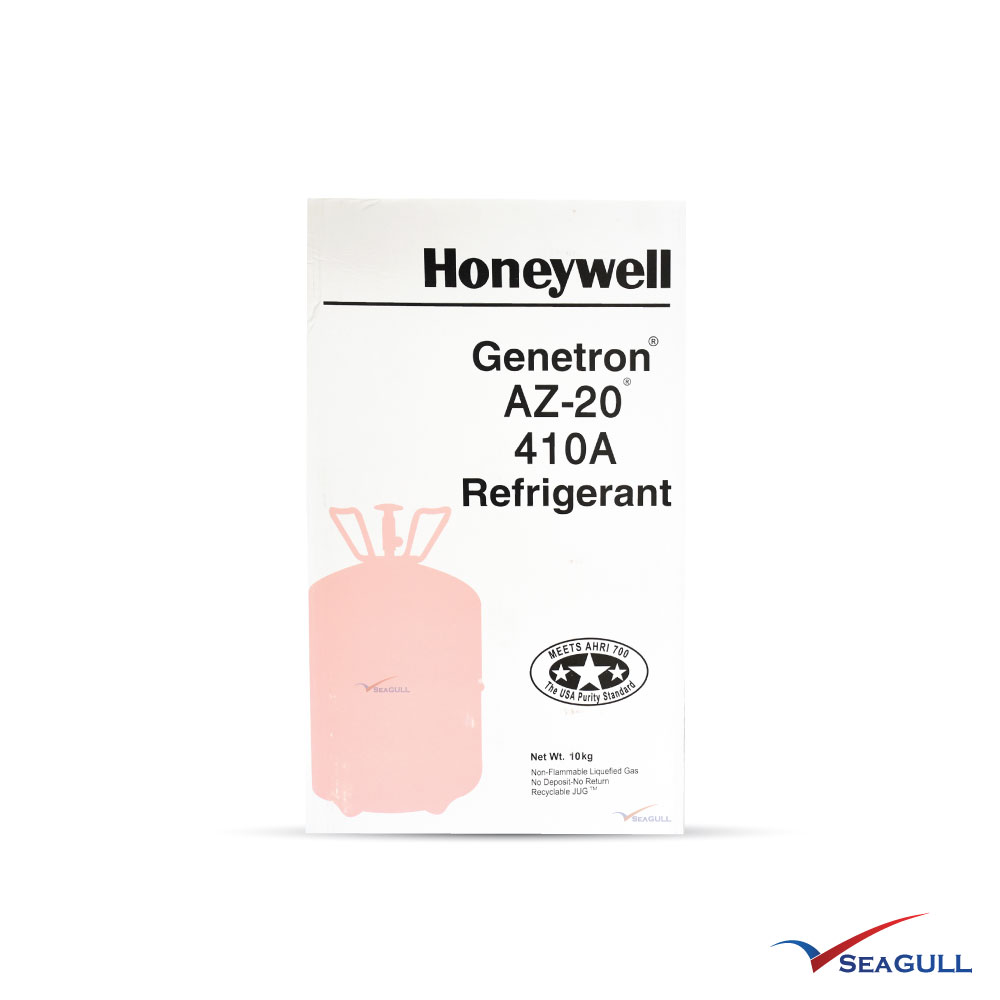 Honeywell Refrigerant Gas R410a Factory Sealed (10KG)