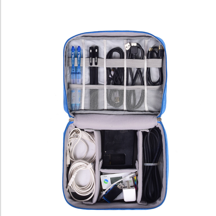 New digital bag storage bag multi-function data cable storage_02