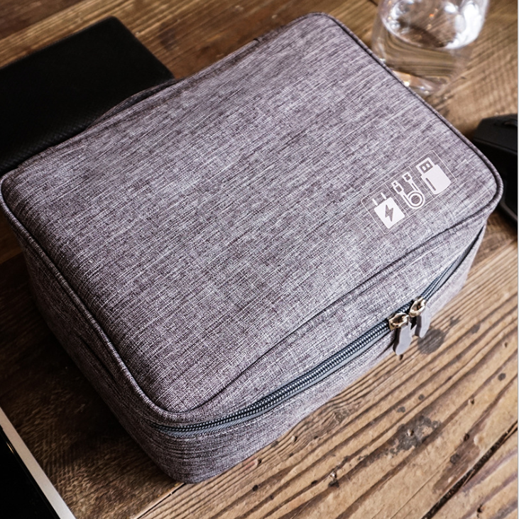 New digital bag storage bag multi-function data cable storage_05