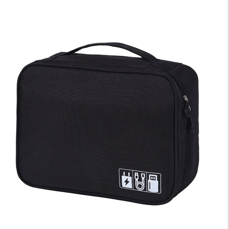 New digital bag storage bag multi-function data cable storage_07