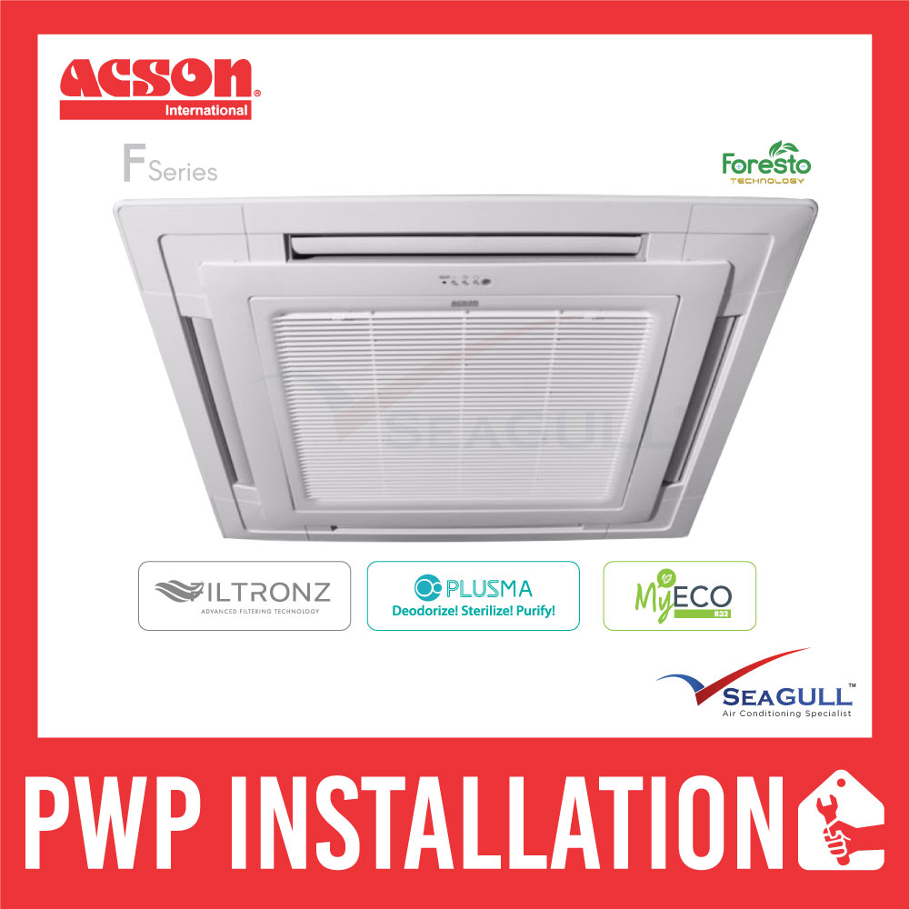 PWP-instalation-2021_acson_Fseries_non-inverter_no-wifi